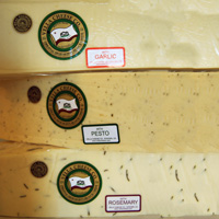 naturally seasoned jack cheeses